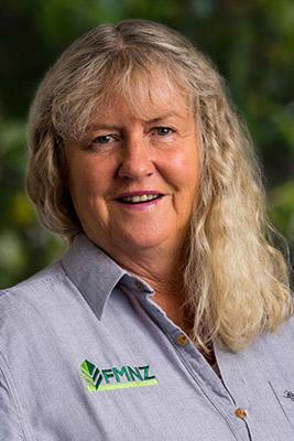 FMNZ Staff Chrissy Hansen